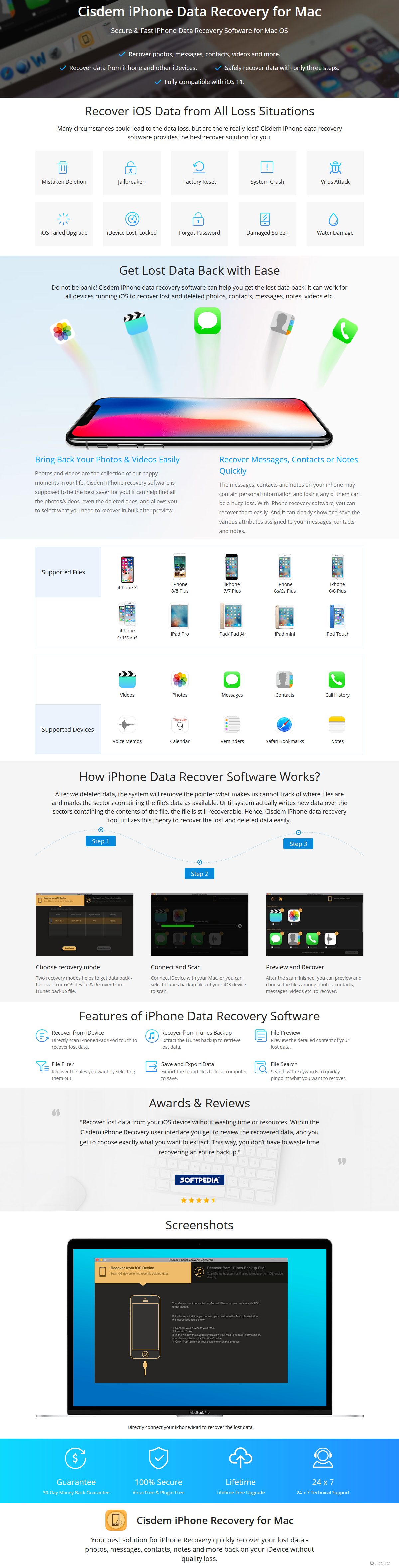 Cisdem iPhoneRecovery for Mac Discount Coupon Code
