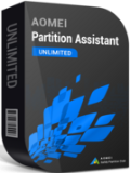 AOMEI Partition Assistant Unlimited Coupon Code